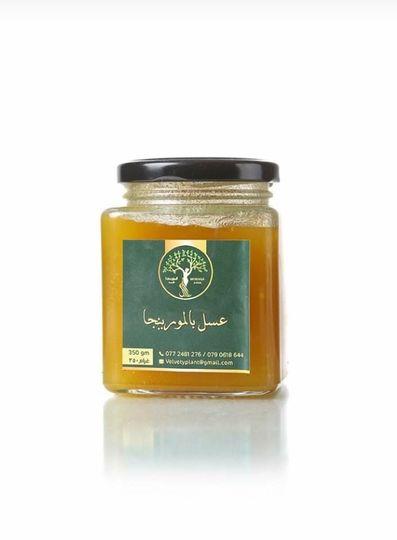 عسل المورنجا