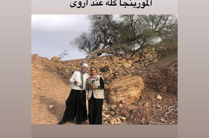 المورينجا الأردنية على على برنامجدنيا يا دنيافي قناة رؤيا
